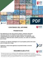 Trabajo de Informe CLP  Operador logístico