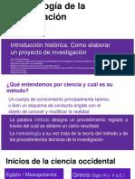 METODOLOGÍA DE LA INVESTIGACIÓN EN ESTRÉS - Dra. Costa de Robert