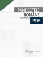 Pandectele romane Nr. 2.2020
