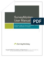 SurveyMonkeyUserManual