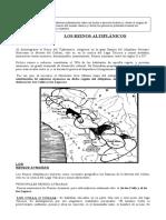 Reinos altiplanicos,Chancas y Huancas