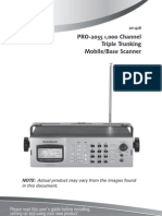 Radio Shack Pro-2055