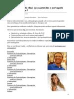 superprof.com.br-Qual a bibliografia ideal para aprender o português para estrangeiros