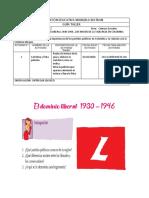 GUIA 3 EL DOMINIO LIBERAL ENTRE 1930 A 1936 Y LOS INICIOS DE LA VIOLENCIA EN COLOMBIA (1)