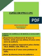 CURSO DE IFRS E CPC - Marcelo Cavalcanti Almeida