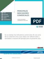 PRINCIPALES INDICADORES COMERCIALES 1