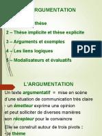 cours argumentation 1