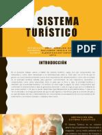 El sistema turístico