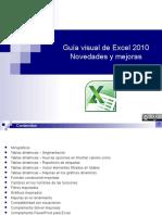 GuiaVisualExcel2010-NovedadesExcel2010_v1