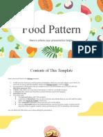 Food Pattern by Slidesgo.pptx