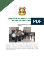 ESCUELA DE TURISMO Y PROTECCION DEL AMBIENTE