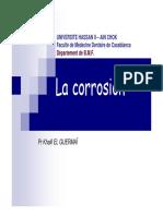 La Corrosion