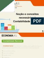 9.1. e 9.2 Noção de Contabilidade Nacional_ Noção e conceitos necessários à Contabilidade Nacional