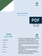 Tata_Motors_SWOT