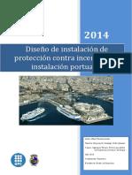 PCI en Instalaciones Portuarias