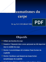 traumatisme du carpe.ppt