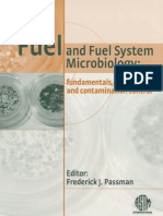 MNL 47 - (2003) Fuel and Fuel System Microbiology Fundamentals, Diagnosis, and Contamination Control