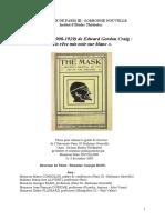 DUVILLIER Marc The Mask 19081929 de Edward Gordon Craig   un rêve mis noir sur blanc .pdf