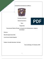 ASOCIACIONES PÚBLICO PRIVADAS, SU IMPACTO EN LA INFRAESTRUCTURA, VENTAJAS Y DESVENTAJAS