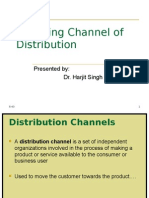 Channel Considerations (2)