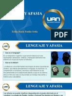 afasias y lenguaje