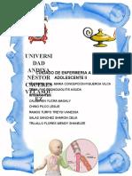 BRONQUIOLITIS AGUDA PAE
