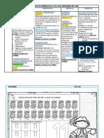 CRONOGRAMA DE ACTIVIDADES DEL 16 AL 20 DE NOVIEMBRE DEL 2020