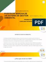 presentacion SGA