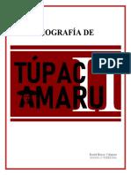 Túpac Amaru II, biografía.