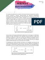 Practica 4 mezcla ternaria - Organica 1