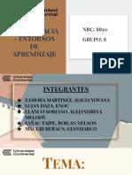 AUTOEFICACIA - ENTORNOS DE APRENDIZAJE (1)