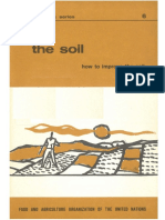 6 - The Soil - How to Improve the Soil