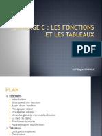 cours2 Programmation en langage C,Fonction et tableau