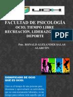 OCIO, RECREACIÓN Y LIDERAZGO EN EL DEPORTE