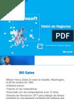 Microsoft Caso Admon estratégica