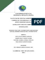 GRUPO2 REGISTRO UNICO DE CONTRIBUYENTE