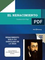 EL RENACIMIENTO II-G9 garcilaso