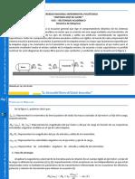Ecuacion fundamental de los sistemas mecanicos rotativos