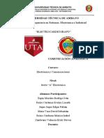 Informe-Electrocardiógrafo