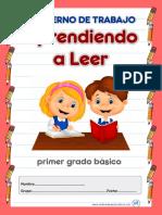 Cuaderno de Tra Aprendo a Leer