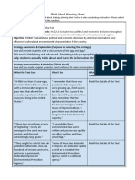 think aloud strategy planning sheet   1