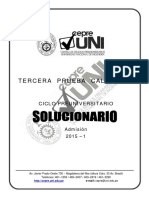 2015-1 tercera practica cepre uni