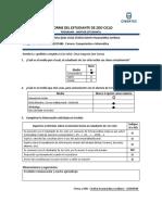 02. Informe - Autoevaluación del mentor - 2do ciclo