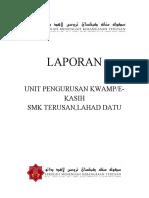 Laporan Aktiviti Unit HEM 2020