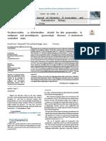 Povidone-iodine vs Chlorhexidine Alcohol for Skin Preparation in Malignant and Premalignant Gynaecologic Diseases a Ran