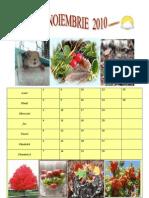 calendar noiembrie fondal