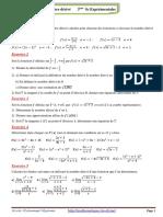 Nombre-dérivé-3ème-Sc-Expérimentales