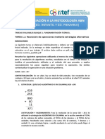 BELÉN_CARRILLOCASTELLANOS_EDUCACIÓNINFANTIL_TAREA 1.1 RESOLUCION DE OPERACIONES MEDIANTE ESTRATEGIAS ALTERNATIVAS.docx