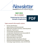 drz-201505 - NCEES practice exam newsletter