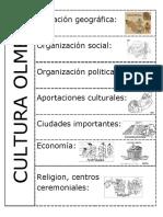 HISTORIA CULTURAS